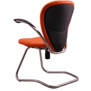 صندلی کارمندی تابا T61-2 استیل هامون